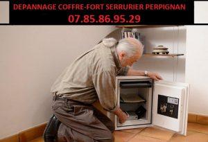DEPANNAGE COFFRE FORT SERRURIER PERPIGNAN DUBOIS